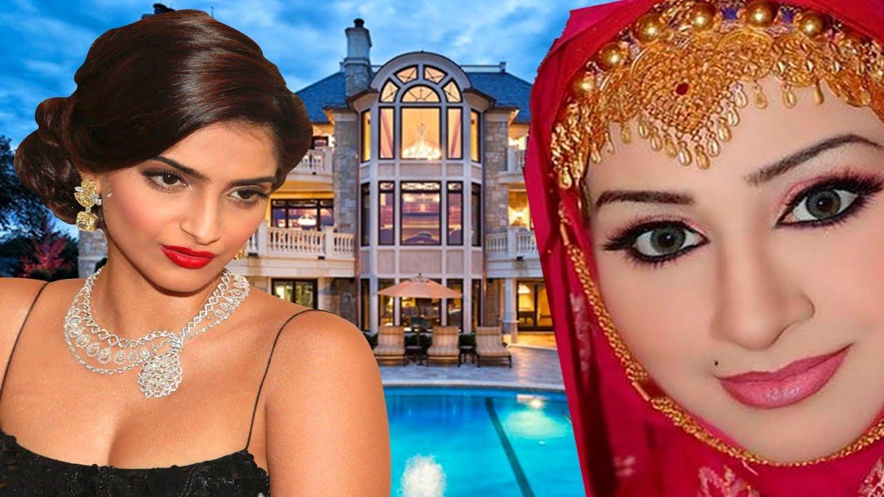 Las Casas Mas Hermosas y Caras de Princesas Jequesas y Sultanas 2020