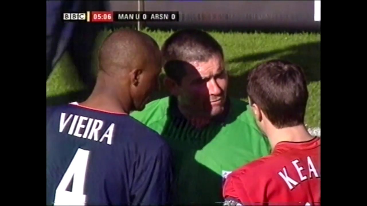 Manchester United 0-2 Arsenal 2002/03 FA cup 3rd Rd FULL MATCH