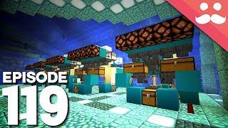Hermitcraft 5: Episode 119 - MEGA Brewing Room!