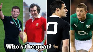 Who is The Rugby Goat? 🐐