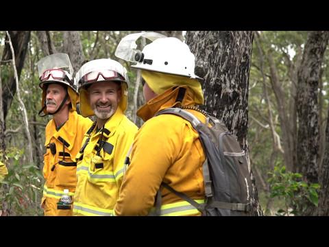 DEWNR Project Firefighters Recruitment Video
