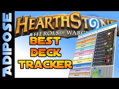 Best Hearthstone Deck Tracker! - Full Review and Guide!