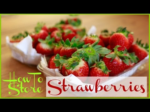 How To Store Strawberries (Life-Changing Hack!)