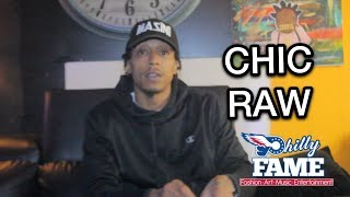 Chic Raw Speaks on 2 Raw 4 The Streets Era, Meek Mill, Quilly, Reed Dollaz, D Jones + More