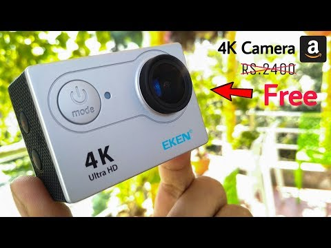 EKEN H9R 4K Action CAMERA in Rs.00 🔥 New Technology HiTech Gadgets You Can Buy on Amazon 4K CAMERA