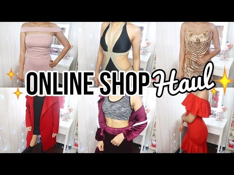 TRENDY OUTFITS YOU CAN BUY ONLINE! (Clothes Try-On Haul)