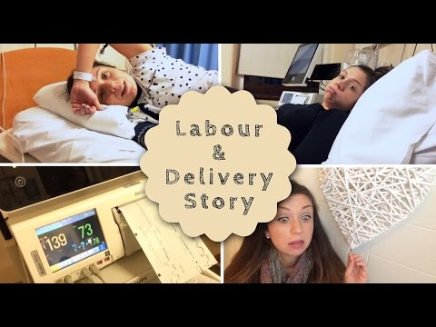 Signs of Labor Part 2: Labor and Delivery Story 👶