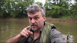 Metal Detecting: Treasure Hunting Adventure In A Mokai Kayak.