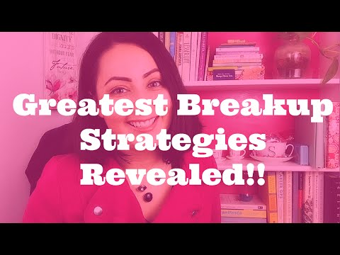Breakup Advice: Greatest Breakup Strategies Revealed!