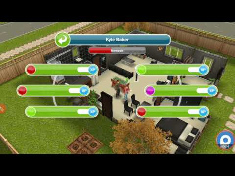 #15 the sims freeplay : check daily goals