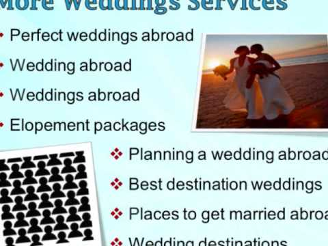 Perfect Weddings Abroad, weddingsinspain.eu