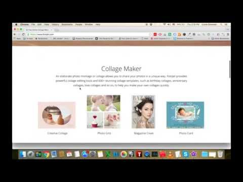 FotoJet Review: Make Collages, Designs and Edit Photos for Free Online