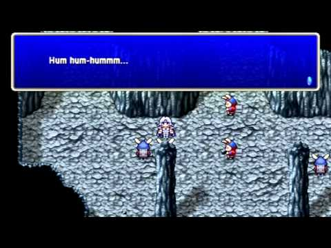 Let's Play Final Fantasy IV COMPLETE #41 - Moon Dance