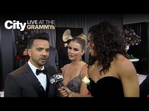 Luis Fonsi is ready to make history | City LIVE at the GRAMMYs