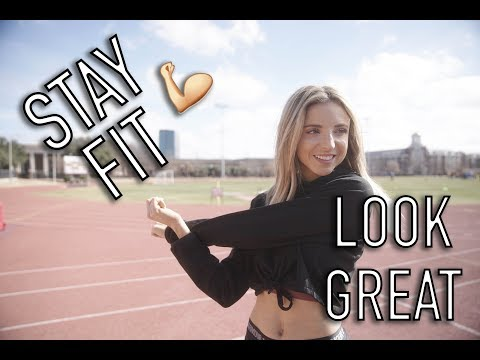 FITNESS LOOKBOOK 2018 | Workout Outfit Ideas