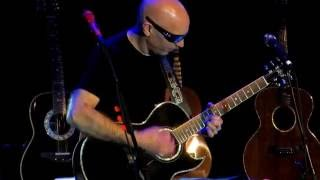 """Acoustic-4-A-Cure 2016 """"Always With Me, Always With You"""" Satriani, Johnson, Lee"""