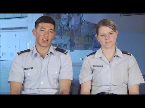 Air Force Academy Freshmen - I Am A Cadet