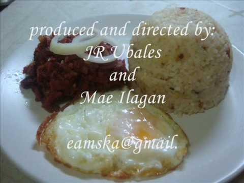 Corned Beef, Sinangag at Itlog (cornedbeefsilog)
