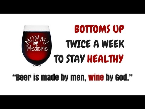 How Drinking Red Wine can change your life - WINE HACK