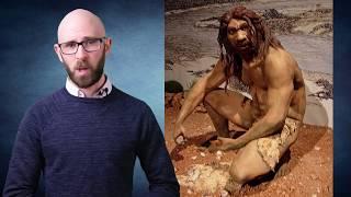 Top 10 TERRIFYING ANIMALS That Lived Alongside PREHISTORIC MAN
