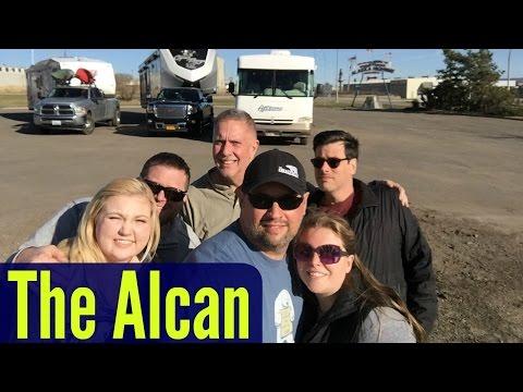 North to Alaska 2016: Starting the Alaska Highway [North American Road Trip #110]