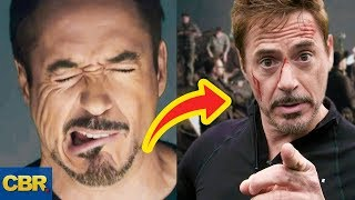 10 Things You Never Knew About The Avengers