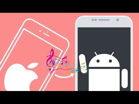 How to Transfer Music from iPhone to Android