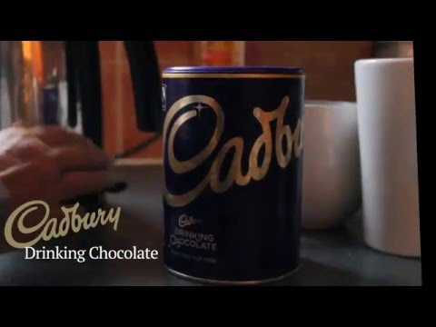 Cadbury Drinking Chocolate Advert