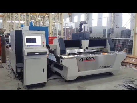 Fiber 500W CNC Laser Cutting Machine for Sheet Metal 6mm Mild Steel,Stainless Steel,Copper,Brass