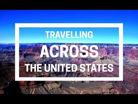 Travelling Across The United States