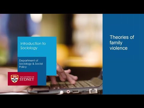 Theories of family violence