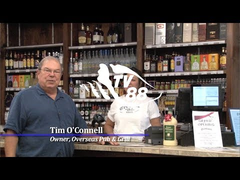 The Overseas Liquor Store in Marathon, Florida is Open for Business!