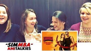 #5 - SIMMBA Trailer Reaction   RUSSIA   Ranveer Singh, Sara Ali Khan, Ajay Devgn