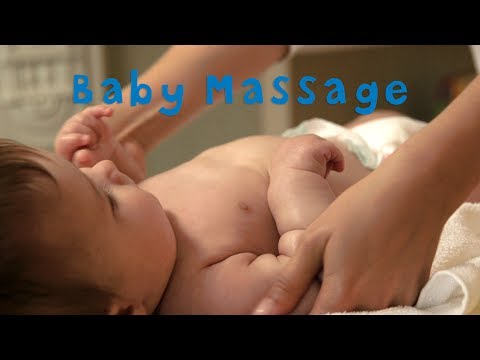 How to Massage Your Baby - JOHNSON'S® Baby