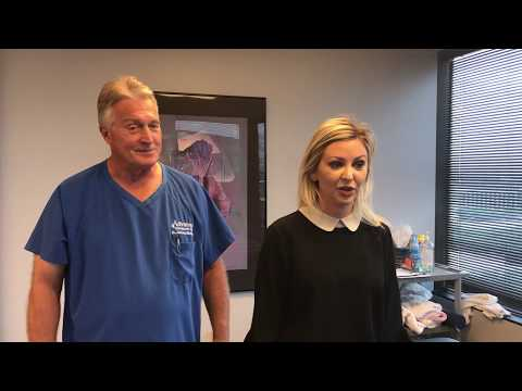 Houston Woman Receives Her First Johnson Chiropractic Technique Adjustment As A Gift
