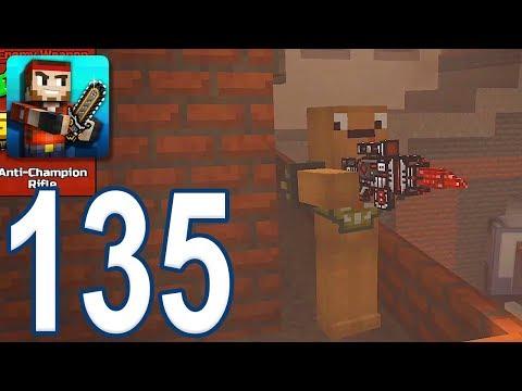 Pixel Gun 3D - Gameplay Walkthrough Part 135 - Sniper Tournament (iOS, Android)