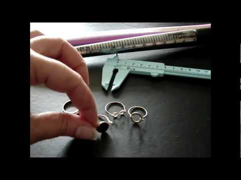 How to find or measure your ring size