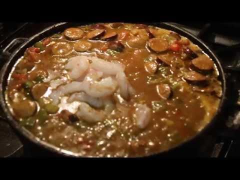 Seasonest  Makes New Orleans Seafood Gumbo