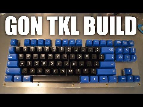 GON TKL Keyboard Build (edited version)