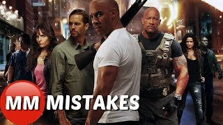 10 Fast & Furious 6 Goofs That Slipped Through Editing | Fast and Furious MOVIE MISTAKES