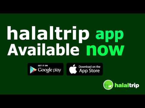Download the HalalTrip Mobile App to Find Nearby Halal Food Places and Attractions