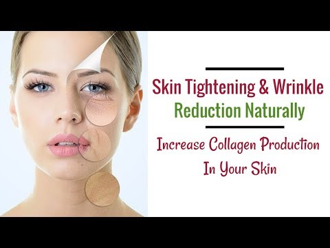 SAY GOODBYE TO YOUR WRINKLES!...Naturally Increase Collagen Production In Your Skin