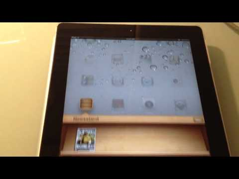 iPod School - Jailbreak - Cydia rodando em um iPad 2 com iOS 5