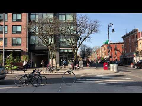 the warmth returns, Carroll Gardens, Brooklyn, New York (5-1-18)