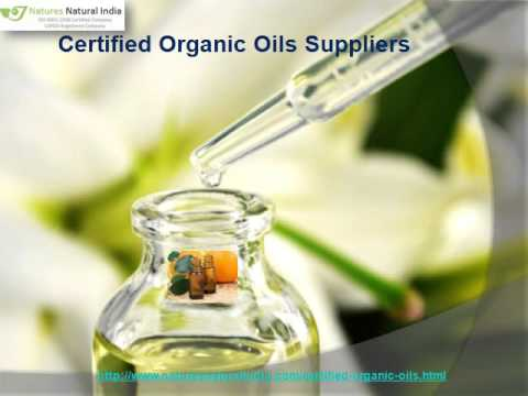 Pure Organic Essential Oils Manufacturer at Naturesnaturalindia com!!