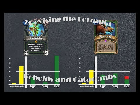 Hearthstone Theory: Revising the Formula (Rhok'Delar and To My Side!)
