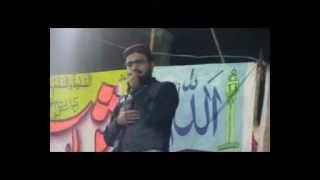 Mianwali Khanqah Sirajia Naat Program, Syed Aziz Ur Rehman Shah