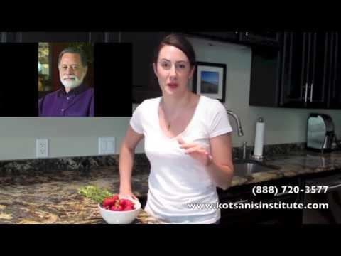 How to Make Strawberry Rosemary Ice cream