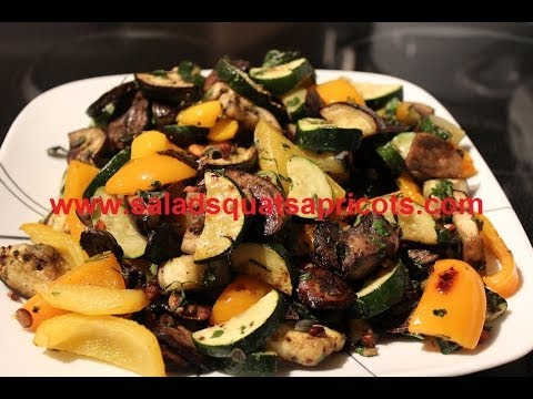How to Grill/Roast Vegetables Indoors