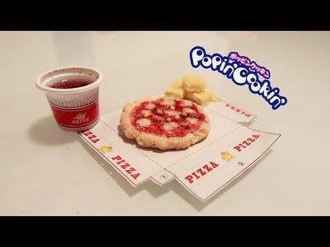 Popin Cookin PIZZA E PATATINE + assaggio   AlicelikeAudrey